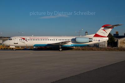 2007-01-31 OE-LVI Fokker 100 Austrian Arrows