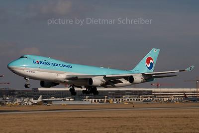 2007-01-31 HL7601 Boeing 747-400 Korean Air