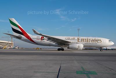 2007-01-31 A6-EKQ Airbus A330-200 Emirates