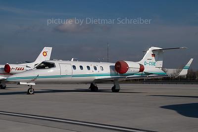 2007-01-31 D-CSIE Learjet 31