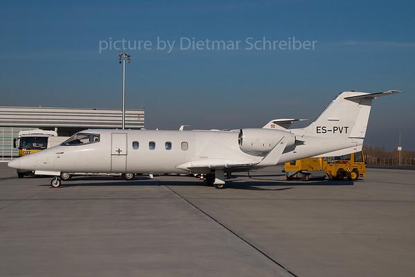 2007-01-31 ES-PVT Learjet 55