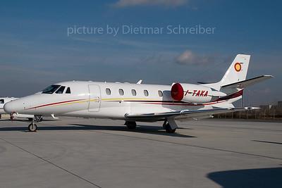 2007-01-31 I-TAKA Cessna 560XL