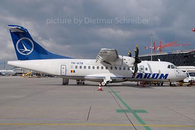 2007-02-27 YR-ATB ATR 42 Tarom