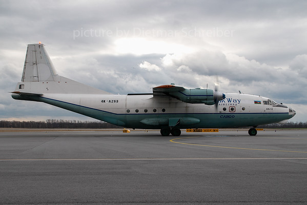 2007-02-27 4K-AZ63 Antonov 12 Silkway