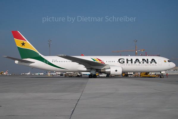 2007-03-30 TF-LLA Boeing 767-300 Ghana Airways