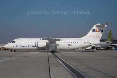 2007-03-30 OO-DWJ BAe146 Brussels Airlines