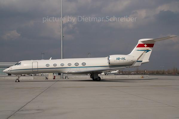 2007-03-30 HB-IVL Gulfstream 5