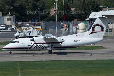 2007-04-30 N356PH Dash 8-100 Horizon AIr