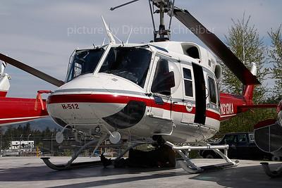 2007-04-30 N213KA Bell 212