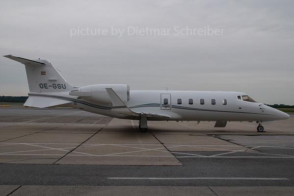 2007-05-30 OE-GSU Learjet 60