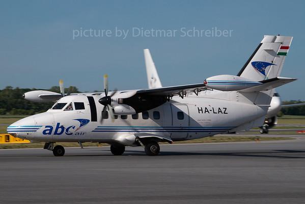 2007-05-28 HA-LAZ Let 410 ABC Air