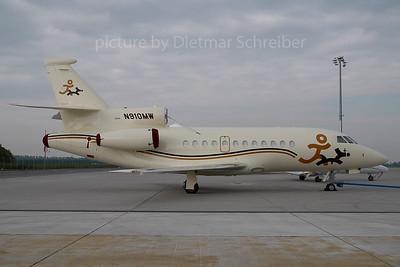 2007-05-31 N910MW Falcon 900