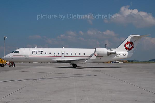 2007-05-31 OY-RJC Regionaljet Cimber Air