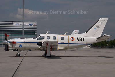 2007-05-31 F-MABT TBM 700 Rfench AIr Force