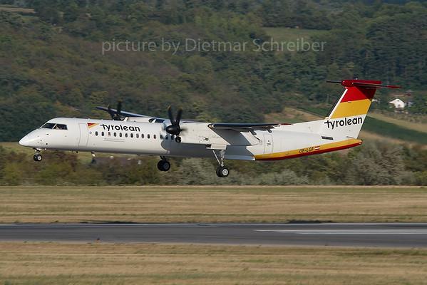 2007-07-31 OE-LGF Dash 8-400 Tyrolean
