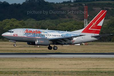 2007-07-31 OE-LNM Boeing 737-600 Lauda Air