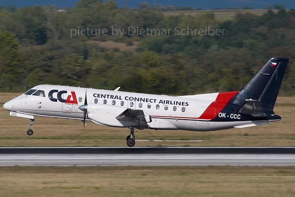 2007-07-31 OK-CCC Saab 340 central Connect