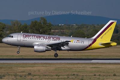 2007-07-31 D-AKNU Airbus A319 Germanwings