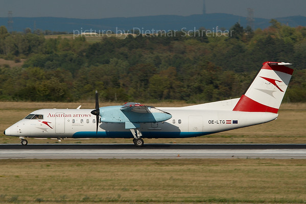 2007-07-31 OE-LTG Dash 8-300 Austrian Arrows