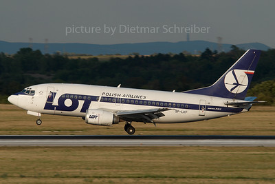 2007-07-31 SP-LKE Boeing 737-500 LOT