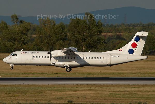 2007-07-31 YU-ALR ATR72 JAT