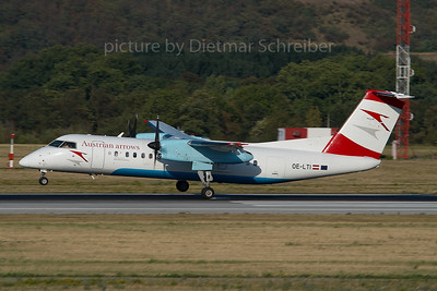 2007-07-31 OE-LTI Dash 8-300 Austrian Arrows