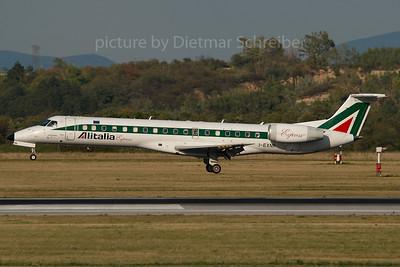 2007-07-31 I-EXMI Embraer 145 Alitalia Express