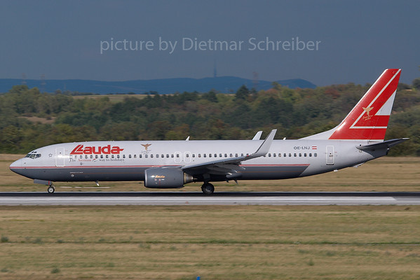 2007-07-31 OE-LNJ Boeing 737-800 Lauda Air