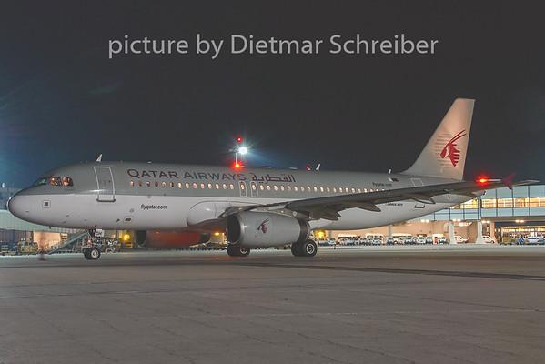 2007-08-31 A7-ADH Airbus A320 Qatar Airways