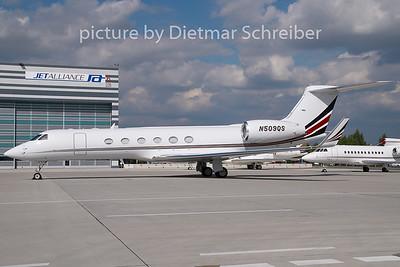 2007-08-31 N509QS Gulfstream 5