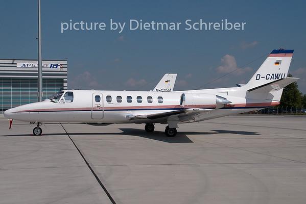 2007-08-27 D-CAWU Cessna 560