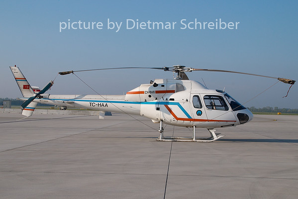 2007-08-31 TC-HAA AS355