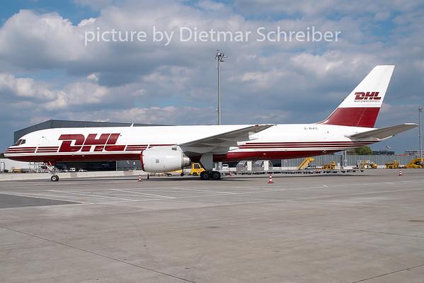 2007-08-31 G-BIKC Boeing  757-200 DHL