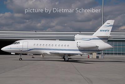 2007-08-31 N144FH Falcon 900
