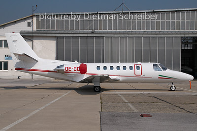 2007-09-25 OE-GCC Cessna 560