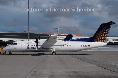 2007-09-28 D-BLEJ Dash8-300 Lufthansa Regional