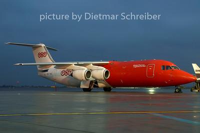 2007-10-25 OO-TAS Bae146 TNT Airways