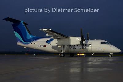 2007-10-25 OE-HWG Dash 8-100 Austrojet