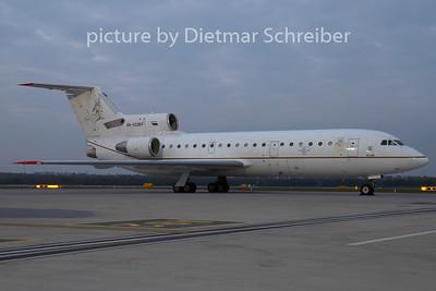 2007-10-22 RA-42387 Yakovlev 42