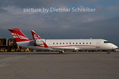2007-10-31 4L-GAL Regionaljet Georgian Airways