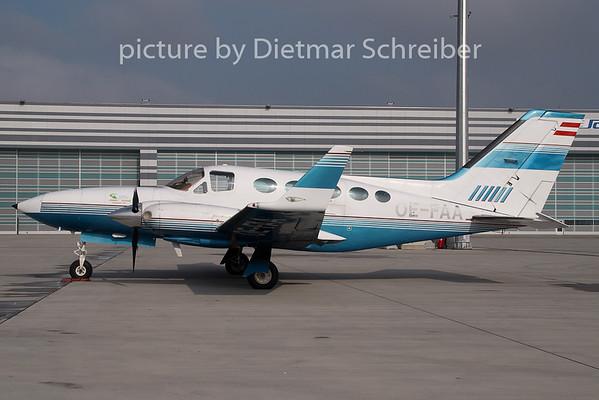 2007-10-29 OE-FAA Cessna 414