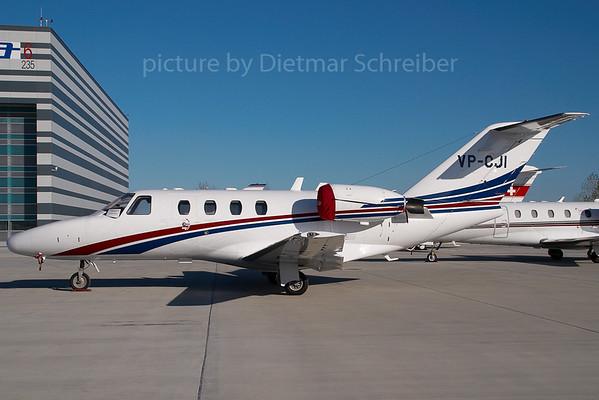 2007-11-28 VP-CJI Cessna 525