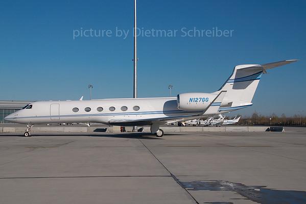 2007-11-28 N127GG Gulfstream 5