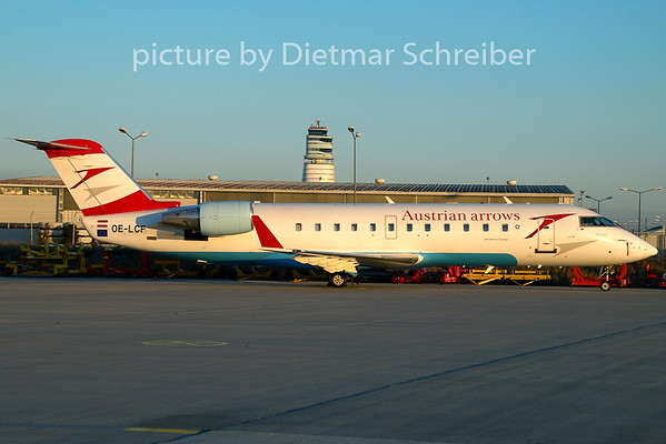 2008-01-31 OE-LCF Regionaljet Austrian Arrows