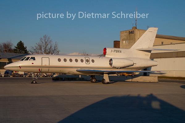 2008-01-31 I-PBRA Falcon 50