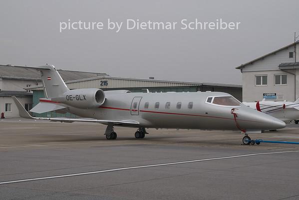 2008-01-29 OE-GLX Learjet 60 Vistajet
