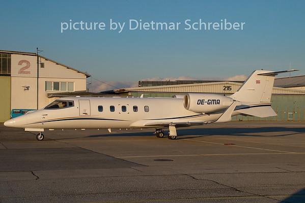 2008-01-31 OE-GMA Learjet 60