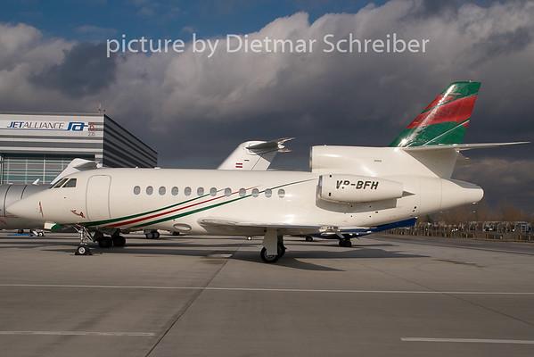 2008-01-31 VP-BFH Falcon 900
