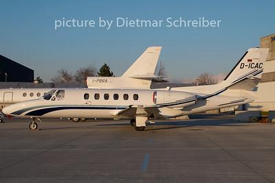 2008-01-31 D-ICAC Cessna 550