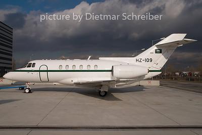 2008-01-31 HZ-109 Bae125 Saudi Arabian AIr Force